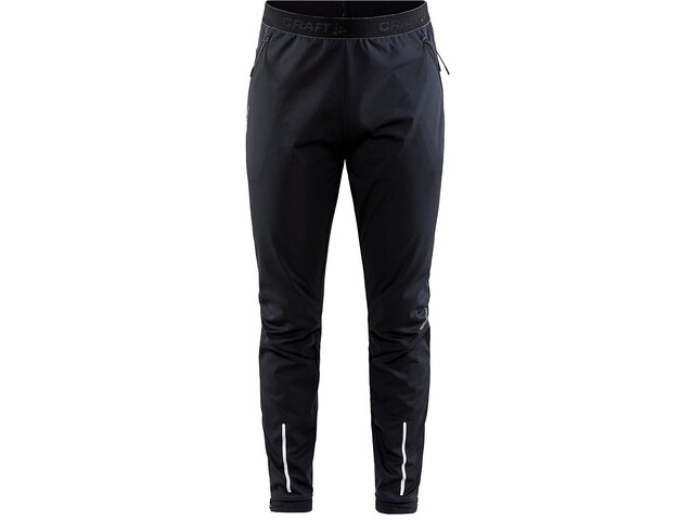 Craft ADV Essence Pantalones Cortavientos Hombre, negro